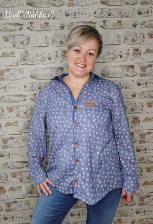 Makerist - Laine de Coton von JusAsuj Eine (sogar 3) ganz tolle Oversized-Bluse ist Dank einer tollen Anleitung entstanden. Eigentlich bin ich nicht der Bluse Typ, aber dies Bluse macht echt süchtig, da man sie in 3 Längen zaubern kann und mit Accessoires und Tüddel so schön spielen kann... Viel Spaß beim nähen Eine (sogar 3) ganz tolle Oversized-Bluse ist Dank einer tollen Anleitung entstanden. Eigentlich bin ich nicht der Bluse Typ, aber dies Bluse macht echt süchtig, da man sie in 3 Längen zaubern kann und mit Accessoires und Tüddel so schön spielen kann... Viel Spaß beim nähen  - 1