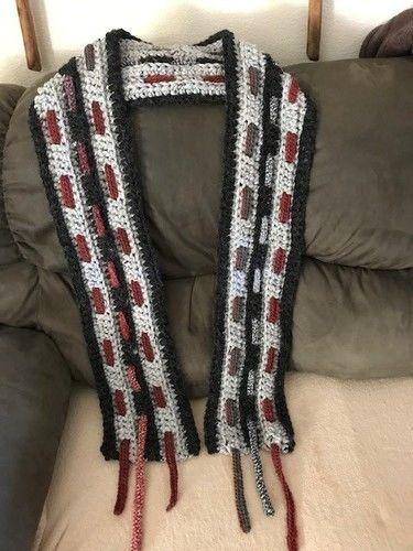 Makerist - Oregon Tour Guide Scarf - Crochet Showcase - 1