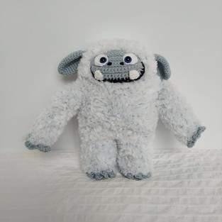 Makerist - Adorable yéti - 1