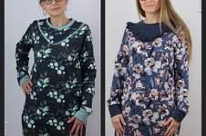Makerist - Tolles außergewöhnliches und bequemes Kleid  - 1