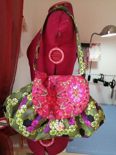 Makerist - Sac bonne mine🤩 - Créations de couture - 1