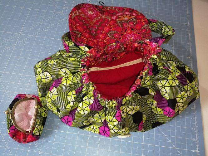 Makerist - Sac bonne mine🤩 - Créations de couture - 3