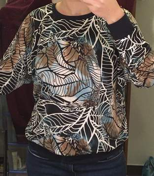 Makerist - Sweat Romy femme jersey - 1