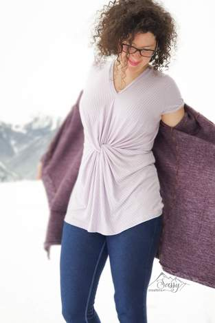 Makerist - Twisted Dress von Sewera, so toll!! - 1