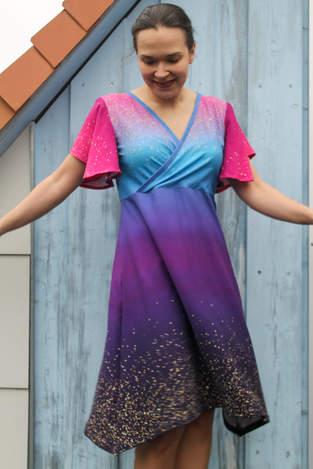Makerist - Kombikleid Lana- Lara aus Scarlet - 1