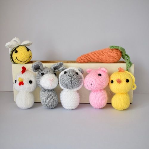 Makerist - Easter Treats - Knitting Showcase - 1