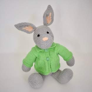 Makerist - Bertie Bunny - 1