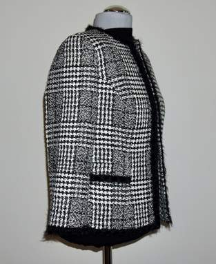 Makerist - Moni's Jacke im Chanelstil - 1
