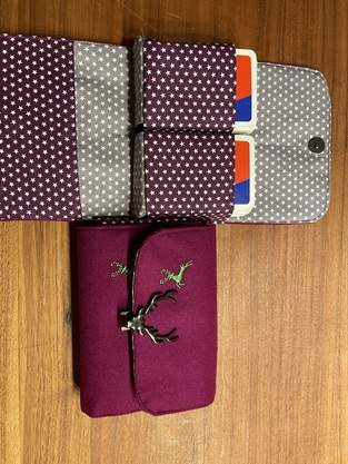 Makerist - Tasche für Skipo Karten - 1