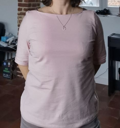 Makerist - Mme Marlene Haut manches medium - Créations de tricot - 2