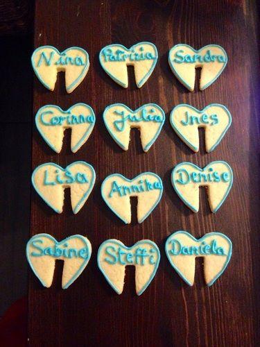 Makerist - Keks-Platzkarten 😊 - Torten, Cake Pops und Cupcakes - 1