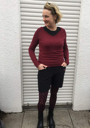 Gianna-Gemütliche Schicke Hose