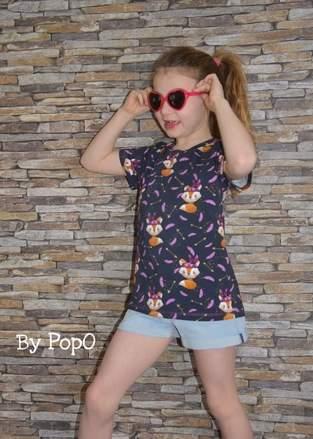 Makerist - Tee shirt enfant Kops Melle Malabar & Viny DIY  - 1