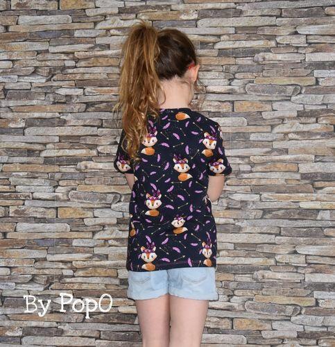 Makerist - Tee shirt enfant Kops Melle Malabar & Viny DIY  - Créations de couture - 2