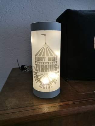 Makerist - Lampe für den Schreibtisch  - 1
