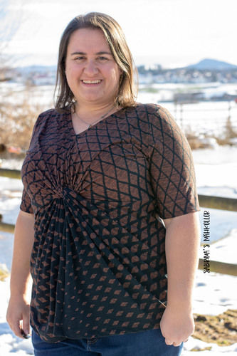 Makerist - Twisted Dress by Sewera - Nähprojekte - 2