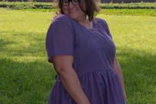 Makerist - Ladys Partydress aus Webware von jessy Sewing - 1