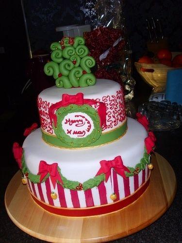 Makerist - Happy XMAS - Torten, Cake Pops und Cupcakes - 1