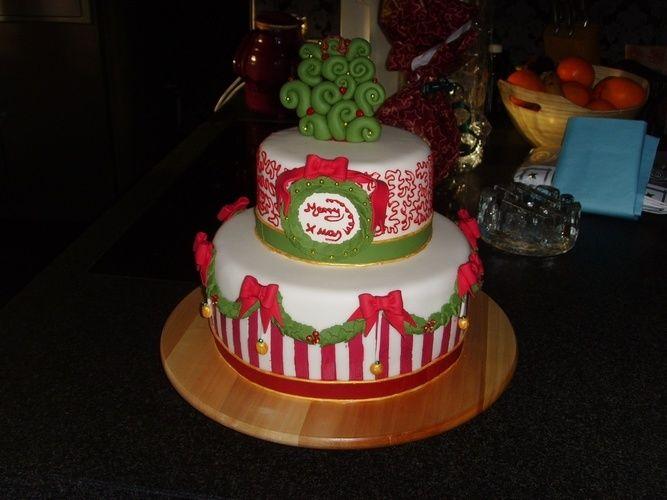 Makerist - Happy XMAS - Torten, Cake Pops und Cupcakes - 2