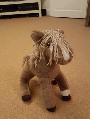 Makerist - Bill the Pony! - 1