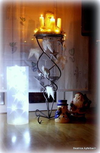Makerist - Schnell gebaute Weihnachtslampe - DIY-Projekte - 2