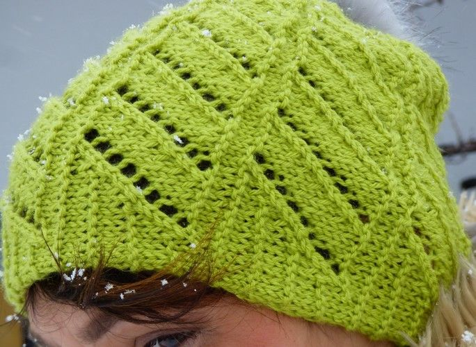 Makerist - Smile and lie hat - Strickprojekte - 1