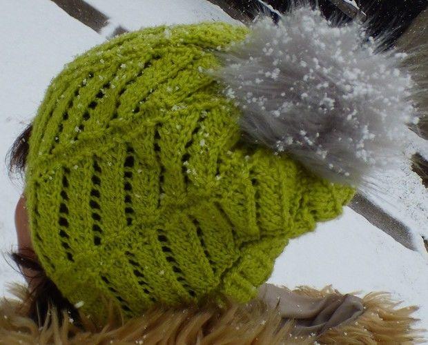 Makerist - Smile and lie hat - Strickprojekte - 2