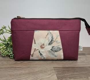 Little Bag Hira mit Blumenstoff