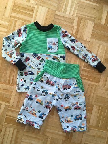 Makerist - Short Boony und Casual Shirt  - Nähprojekte - 1