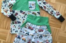 Makerist - Short Boony und Casual Shirt  - 1