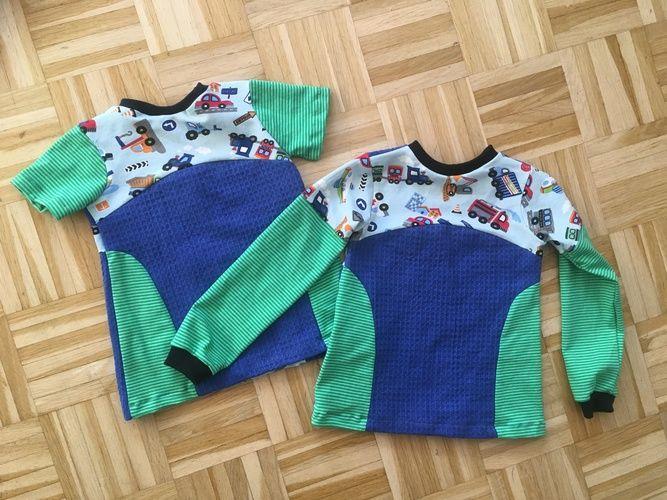 Makerist - Set aus Hose, Shirt und T-Shirt  - Nähprojekte - 2
