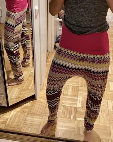 Makerist - Snuggly Damen Pumphose  - Nähprojekte - 3