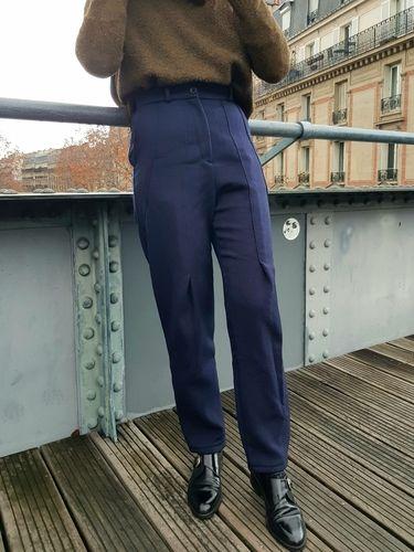 Makerist - Pantalon Viktor en lainage - Créations de couture - 1