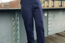 Makerist - Pantalon Viktor en lainage - 1