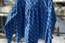 Makerist - Bluse nach Kinderkleid Robin von Sew Simple - 1