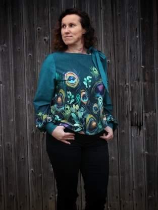 Makerist - Pullover Klea von Schnittrebell-Jersey - 1
