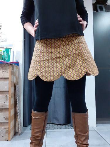 Makerist - Jupe lipsi  colorée  ! - Créations de couture - 1