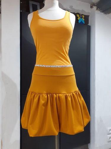 Makerist - Ma jupe boule en maille jersey ! - Créations de couture - 1