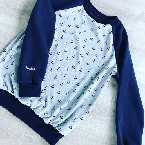 Makerist - Sweat homme - Créations de couture - 1