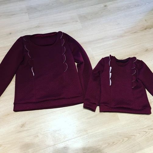 Makerist - Sweat Ysee  - Créations de couture - 1