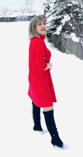 Makerist - Kleid Evelyn aus einem Punto di Roma für mich - 1