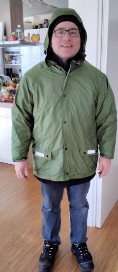 Makerist - Regenjacke - 1