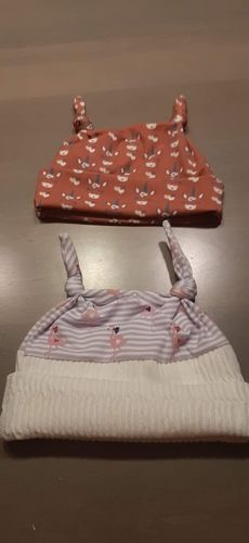 Makerist - Bonnet bebe - Sewing Showcase - 1