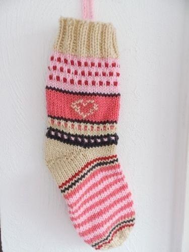 Makerist - Mystery Knit-Along Weihnachtssocke - Strickprojekte - 2