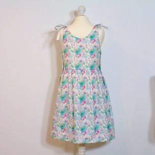 Makerist - mitwachsendes Sommerkleid für Mädchen - 1
