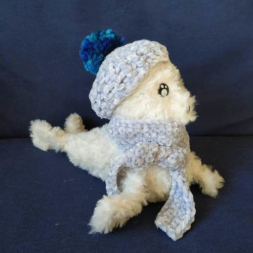 Makerist - Amigurumi bébé phoque - Créations de crochet - 2