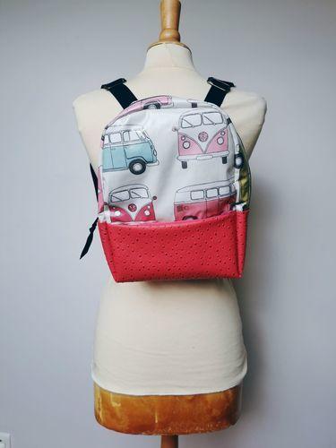 Makerist - Sac à main à dos - Créations de couture - 1