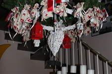 """Makerist - XMAS Weihnachtskalender 2014 """"süße Glückssäckchen"""" - 1"""