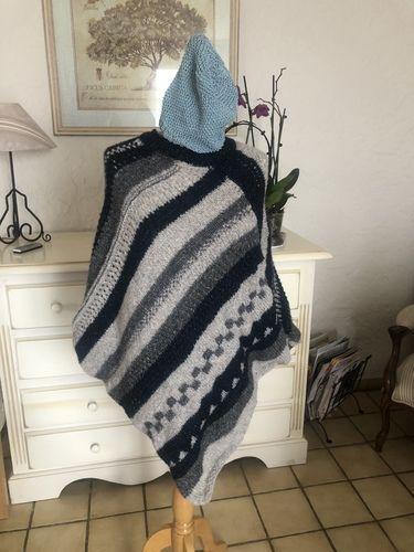 Makerist - Poncho Alpaga  - Créations de tricot - 1