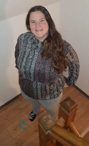 Kalix Damen Plus Size CarlssonPatterns